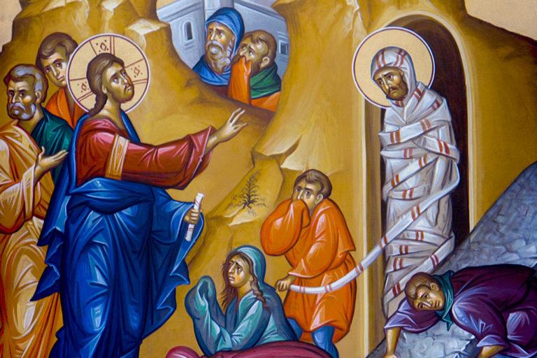 Rejoice O Bethany (Hymn for Lazarus Saturday and Palm Sunday)