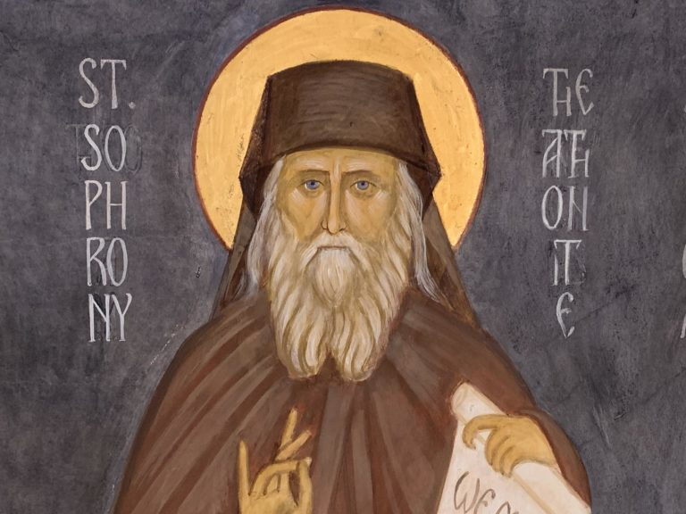 Life of St. Sophrony of Essex (the Athonite)